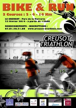 Bike and Run du creusot 3 ème manche