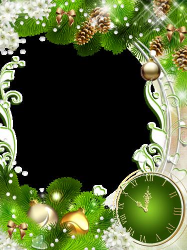 Tubes, clusters, scraps, cadres, lignes, coins, bordures, bonne année