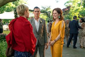 After the Wedding : Photo Billy Crudup, Julianne Moore, Michelle Williams