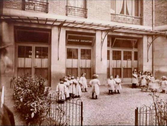 Garderie enfantine de la Fondation Rotschild