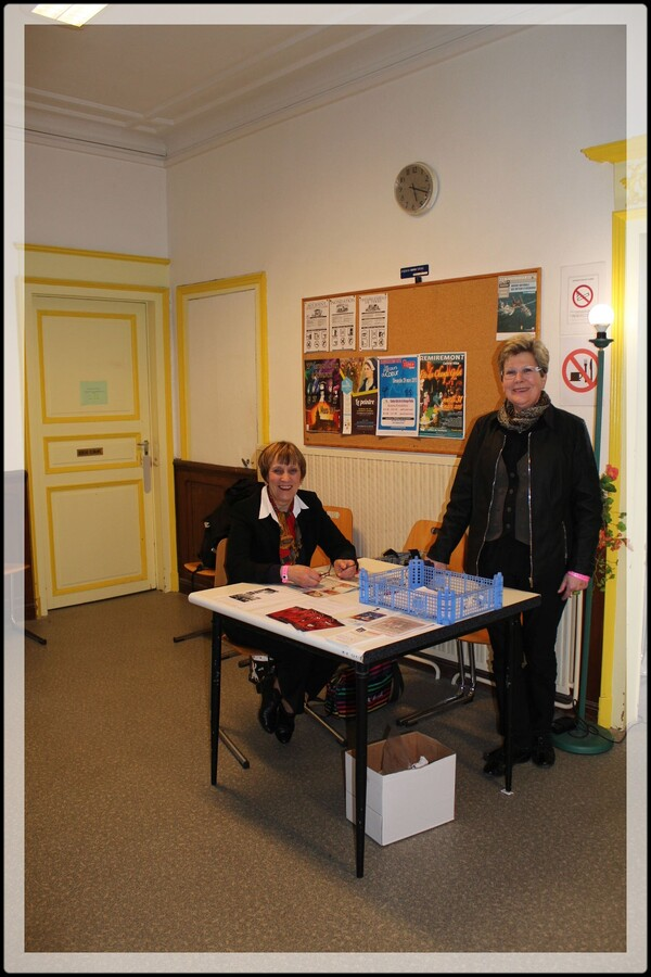 Remiremont 2015, les coulisses