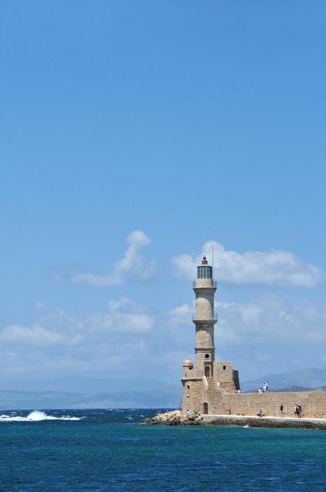 Hania, le phare vénitien