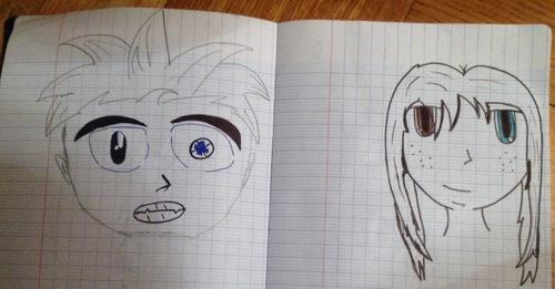 Cahier de Brouillon ~ Draw (2)