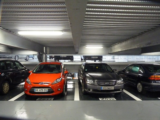 Parking Mazelle 10 mp1357 2010
