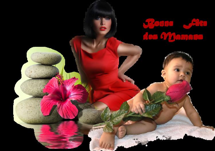 Bon Week End et bonne fête aux Mamans