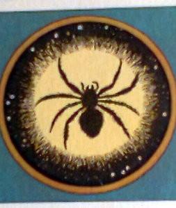 L'Etoile mystérieuse -araignée