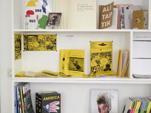 Les Editions Réinsérer s'installe dans l'art contemporain avec succès à la Fermeture éclaire