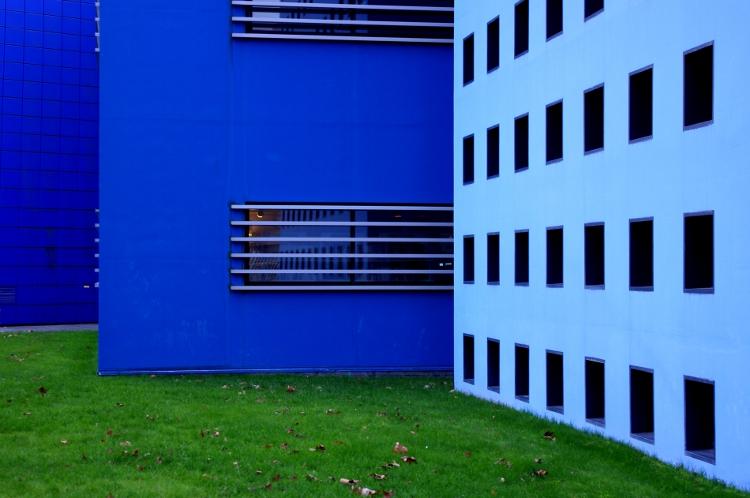 Roanne, médiathèque, décembre 2012