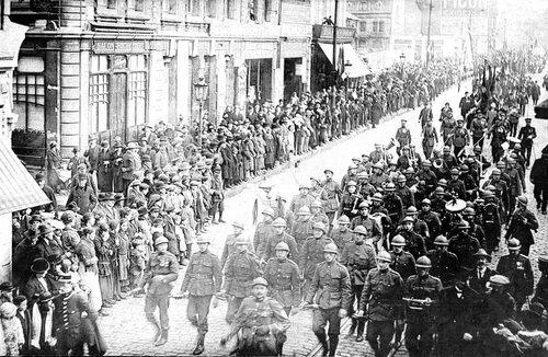 Calais était une ville de garnison jusqu'en 1940