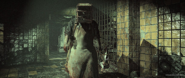The Evil Within #2 The Keeper