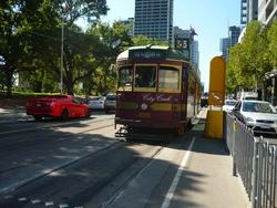 Se déplacer à Melbourne