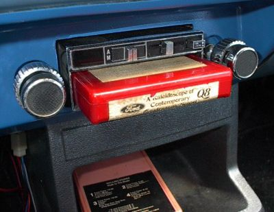 8 Track Tapes: