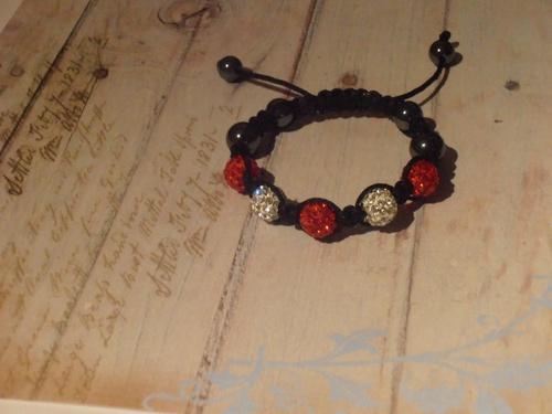 Bracelet bicolor !