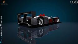 Team Audi Sport North America Audi R10 TDI - ALMS06