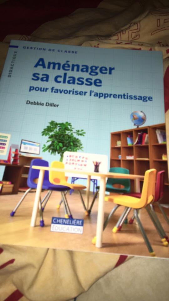 Aménager sa classe pour favoriser l'apprentissage