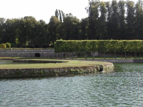 Le domaine de Villarceaux ( 2 )