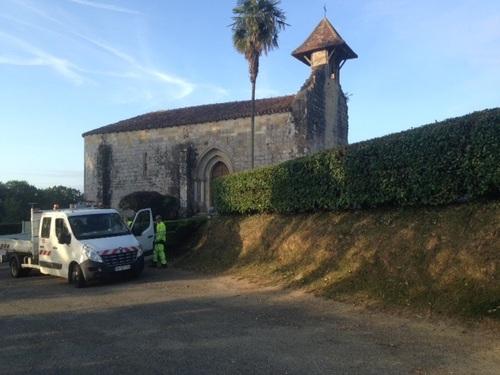 Eglise de Caubin
