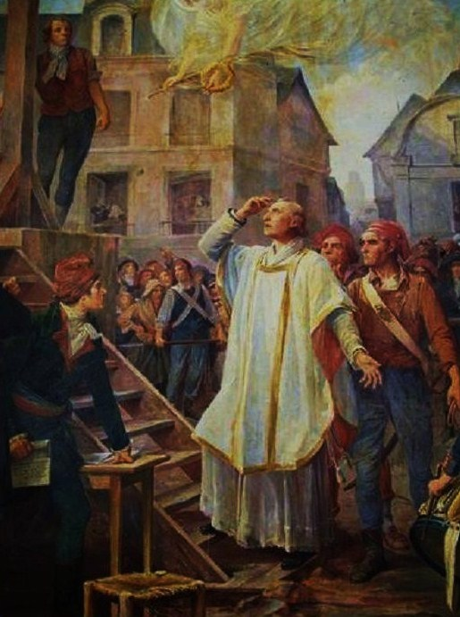 Bienheureux Noël Pinot, Prêtre et martyr à Angers († 1794)