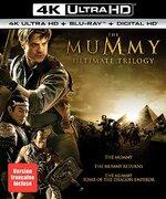 [UHD Blu-ray] La Momie