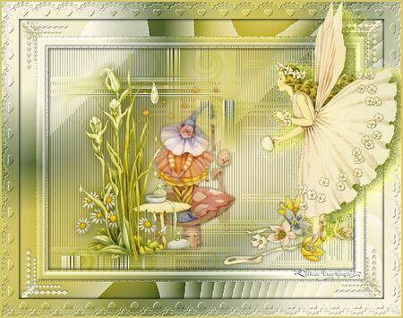 Powder Puff Fairy