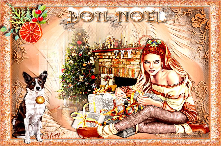 En attendant Noël...