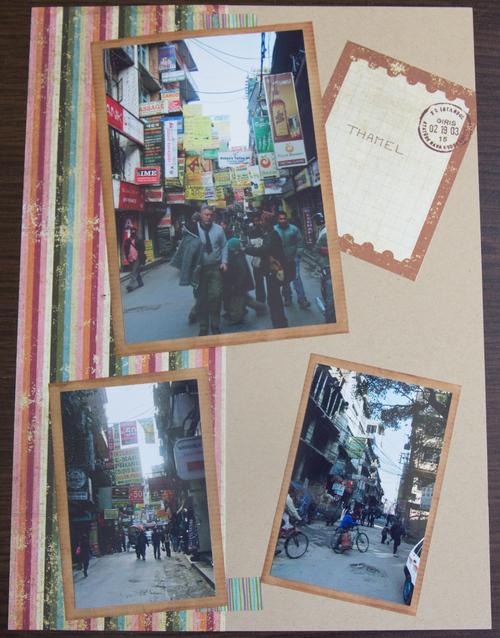 Mylène - Scrap : Album Népal (1)