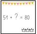 math 0-20-100 frise numérique