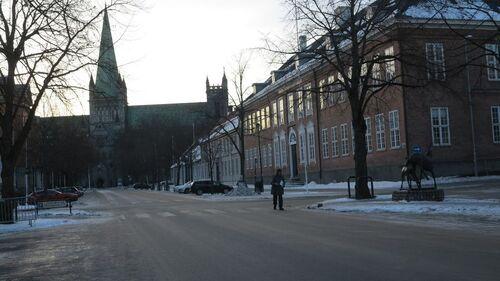 Norvège 2018- Jour 3- Trondheim- part 2- La Cathédrale