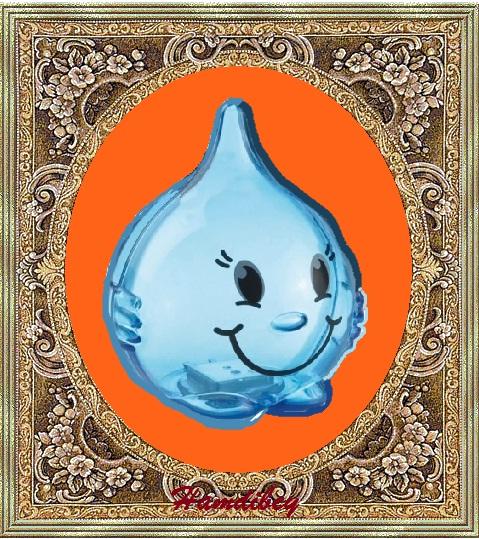 Histoire d'une goutte d'eau...