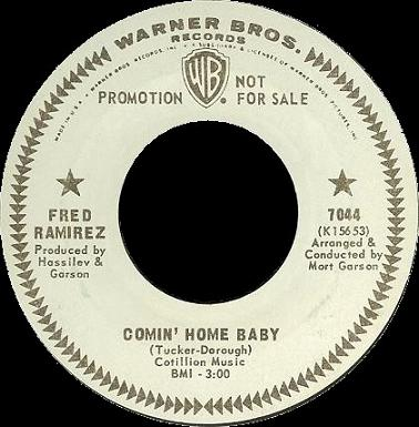 Fred Ramirez - Comin' Home Baby