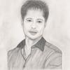 Portrait Brad Pitt