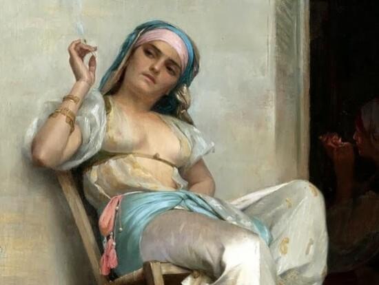 Theodoros-Rallis-Femme-qui-fume-en-Turquie-1887.jpg