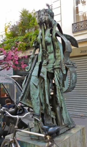 Arman Venus sculpture 8