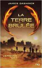 """La terre Brûlée"" de James Dashner"
