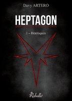 Heptagon, tome 1 : hérétiques (Davy Artero)