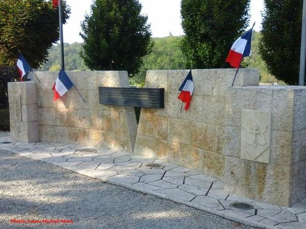 """Le soixante dixième anniversaire de la """"jonction de Nod sur Seine"""""""