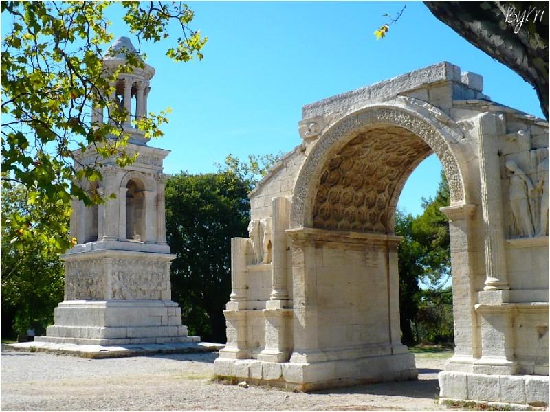 La ville antique de Glanum ~ Saint Rémy de Provence (13) ...