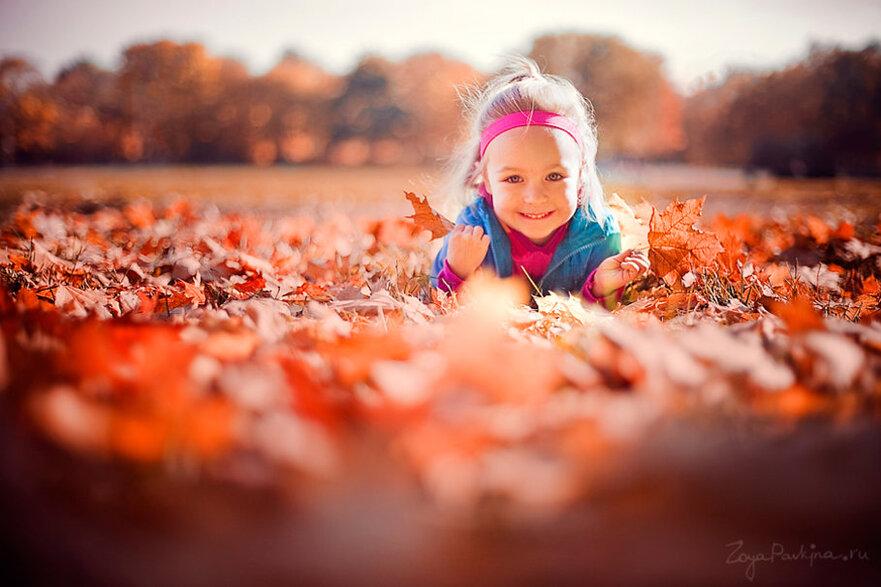 enfant heureux Wallpaper