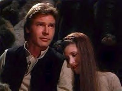 luc leia et yan en mission sur Hoth