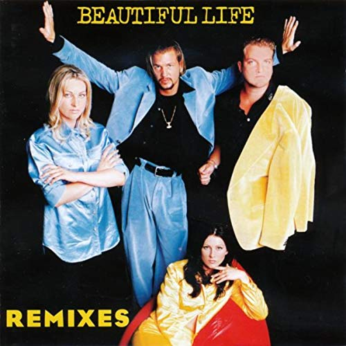 ACE OF BASE - Beautiful Life (1995)  (Pop)