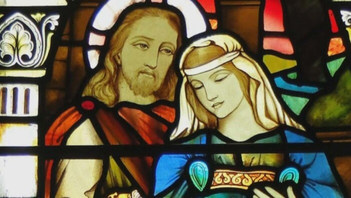 Résultats de recherche d'images pour «jésus marié à Marie»
