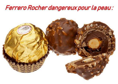Le danger de Ferrero Rocher.