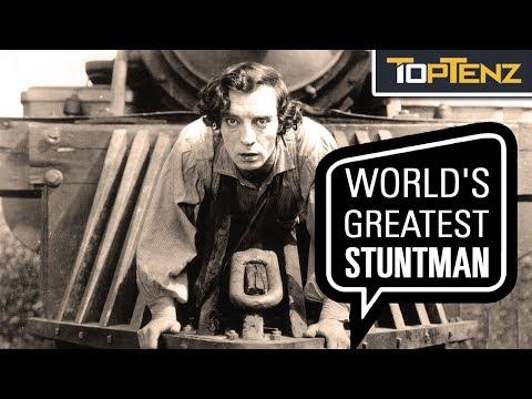 Résultats de recherche d'images pour «buster keaton almost died while doing extreme dangerous stunt»