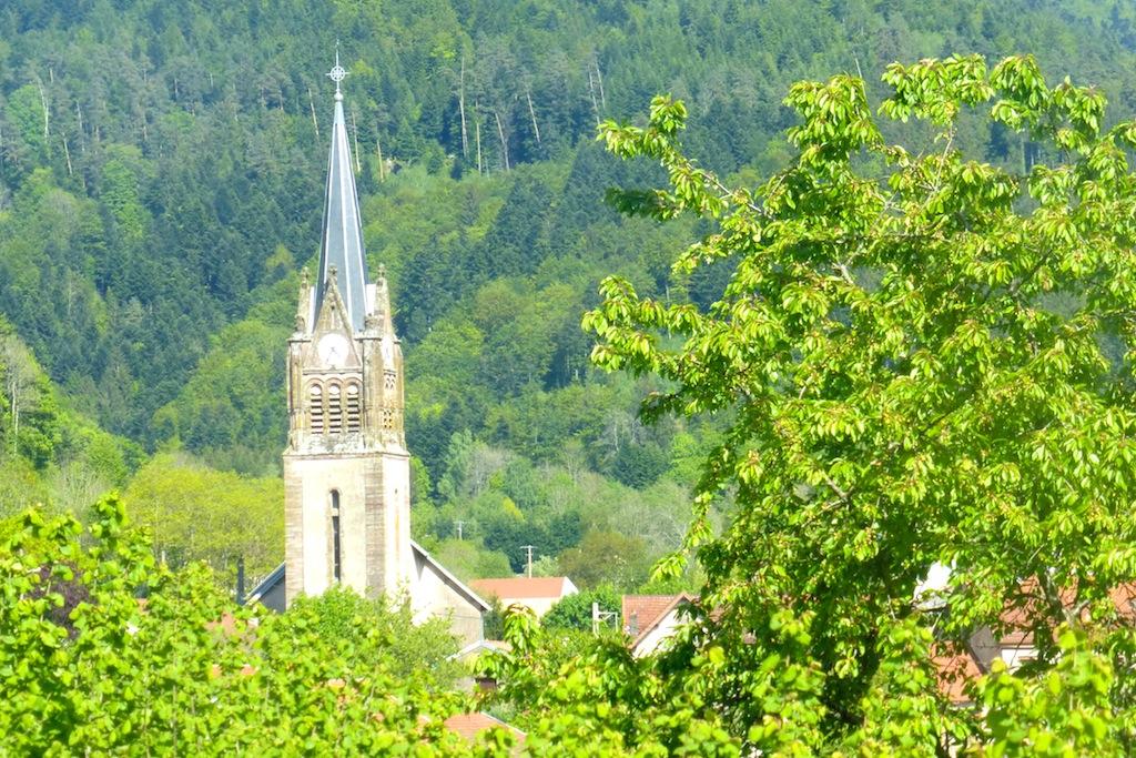 Une Balade dans les Vosges, chez mon petit frère.