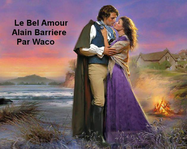 Le Bel Amour     Alain Barriere Par Waco