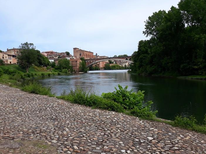 Pont, Gaillac