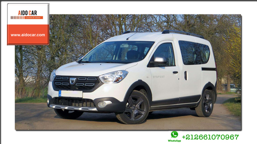 Location voiture utilitaire Casablanca – La nouvelle Dacia Dokker