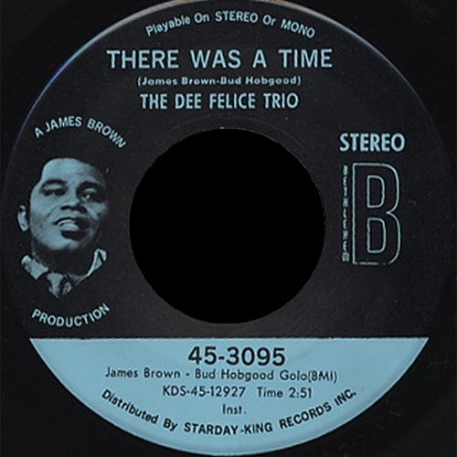 The Dee Felice Trio : Single SP Bethlehem Records 45-3095 [ US ]