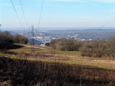 Point de vue sur Besançon