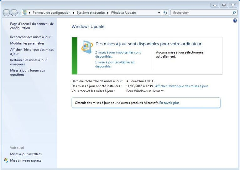 Désactiver Get Windows 10 , GWX.exe ! (MAJ 03/2016)
